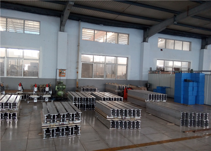 Automatic Belt Vulcanizing Machine , Electric Rubber Belt Jointing Machine